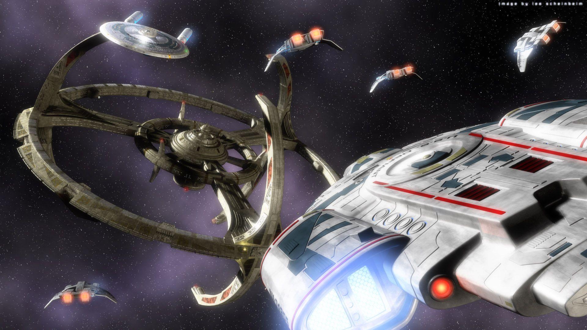 «Star Trek: Deep Space Nine» [ USS Defiant NX-74205 ]