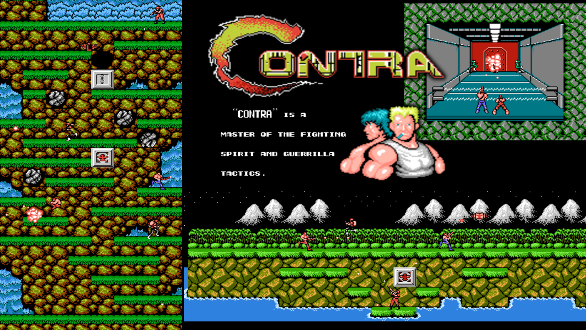 contra hd wallpaper background image 1920x1080 id