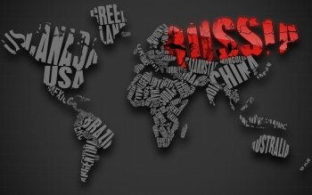 Misc World Map Abstract Artwork HD Wallpaper | Background Image