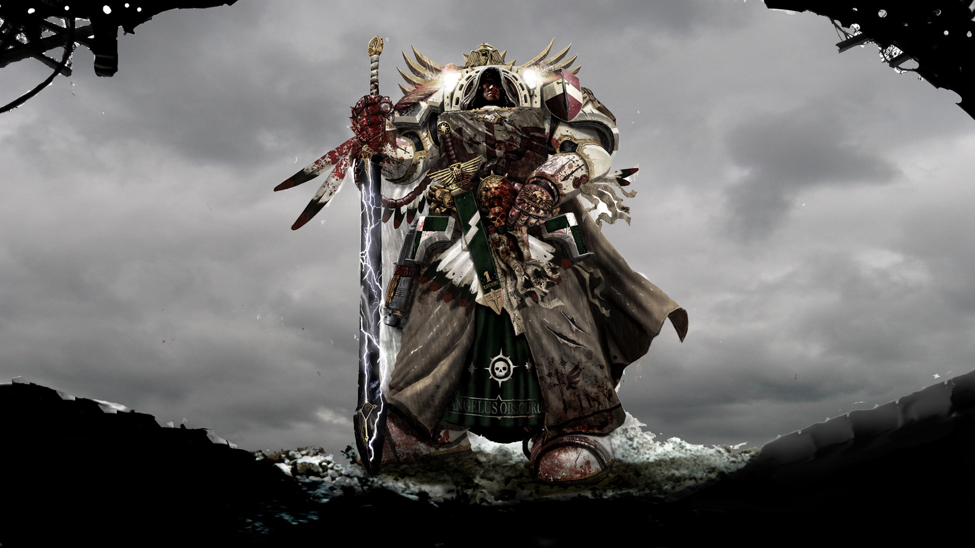 warhammer wallpaper iphone