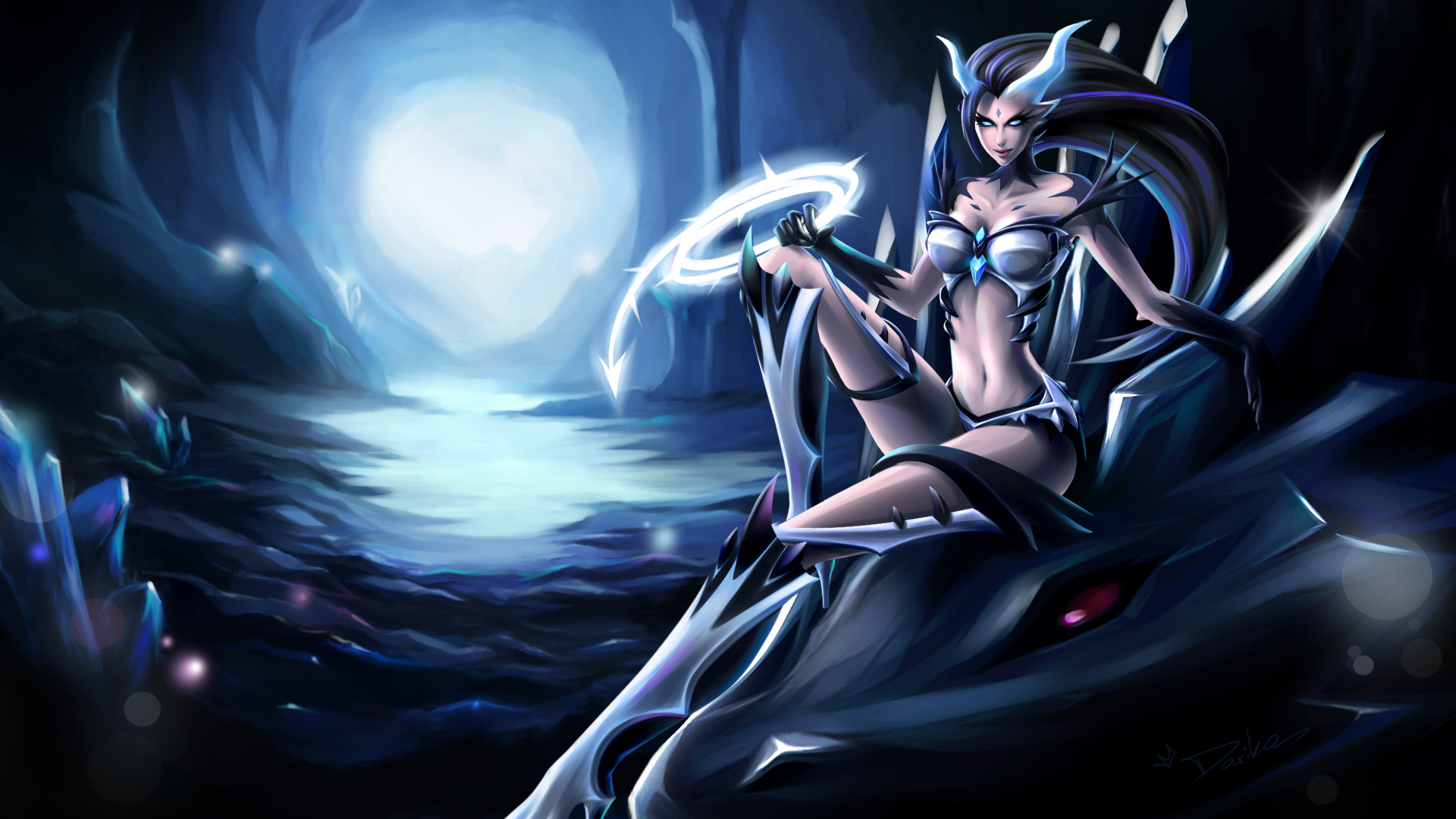 League Of Legends Full Hd Wallpaper And Background Image  1920X1080  Id586999-4140
