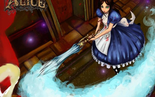 Video Game American McGee's Alice HD Wallpaper   Background Image