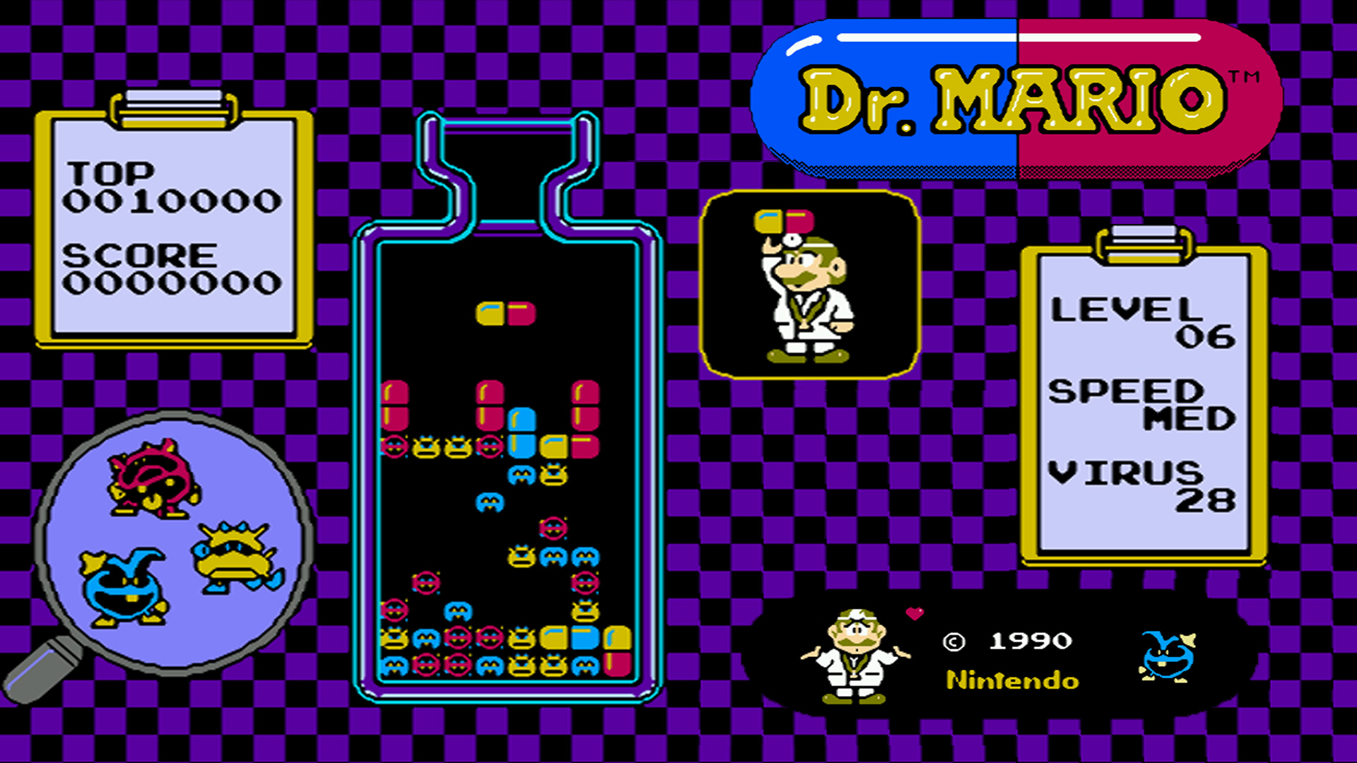 Dr. Mario Full HD Wallpaper and Background Image ...