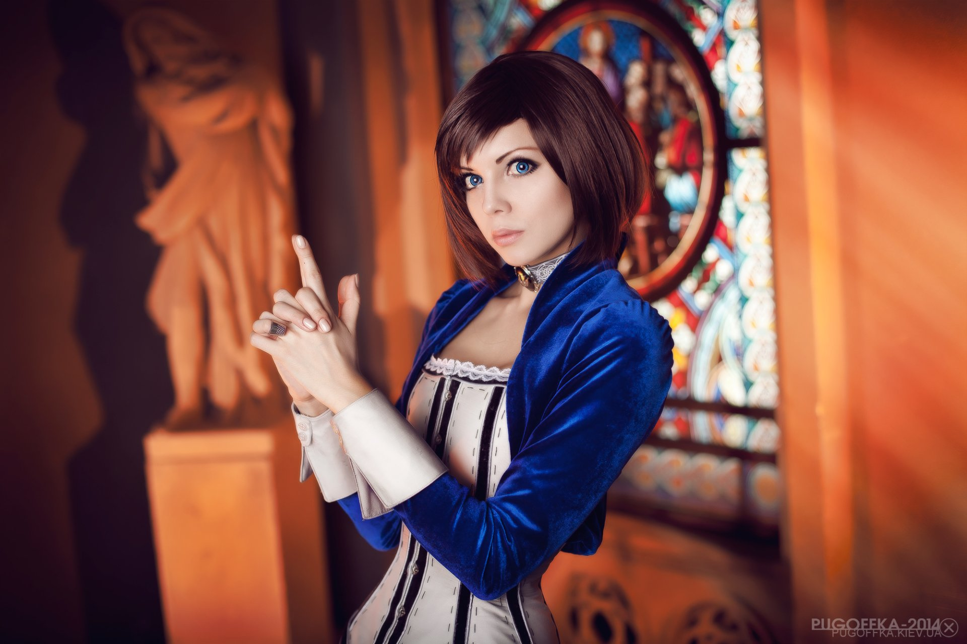Women - Cosplay  Bioshock Infinite Wallpaper