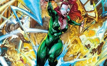 68 Mera Dc Comics Hd Wallpapers Background Images Wallpaper Abyss