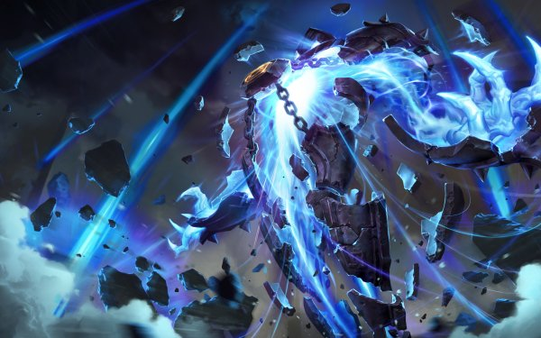 Video Game League Of Legends Xerath HD Wallpaper | Background Image