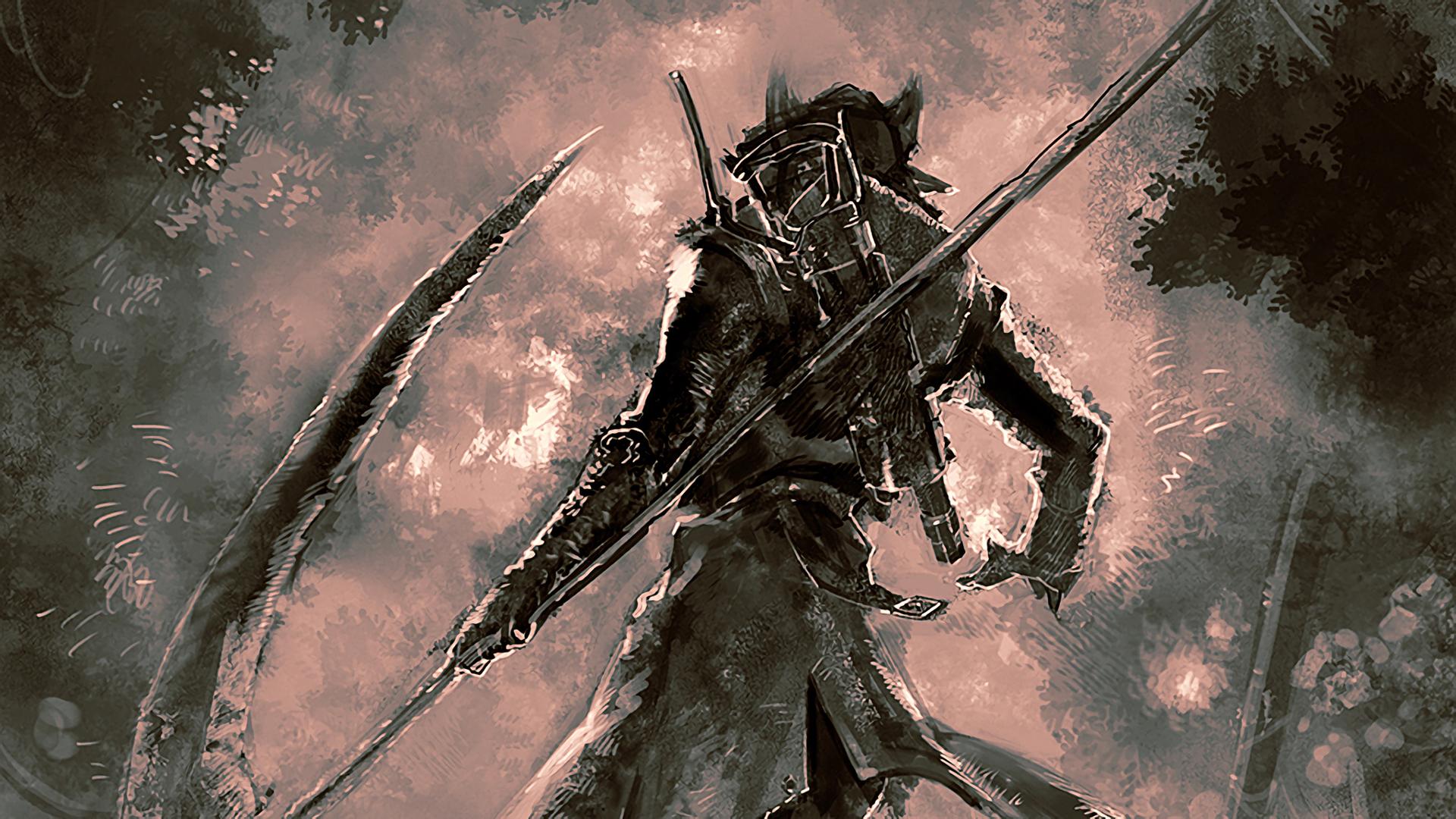 Bloodborne HD Wallpaper
