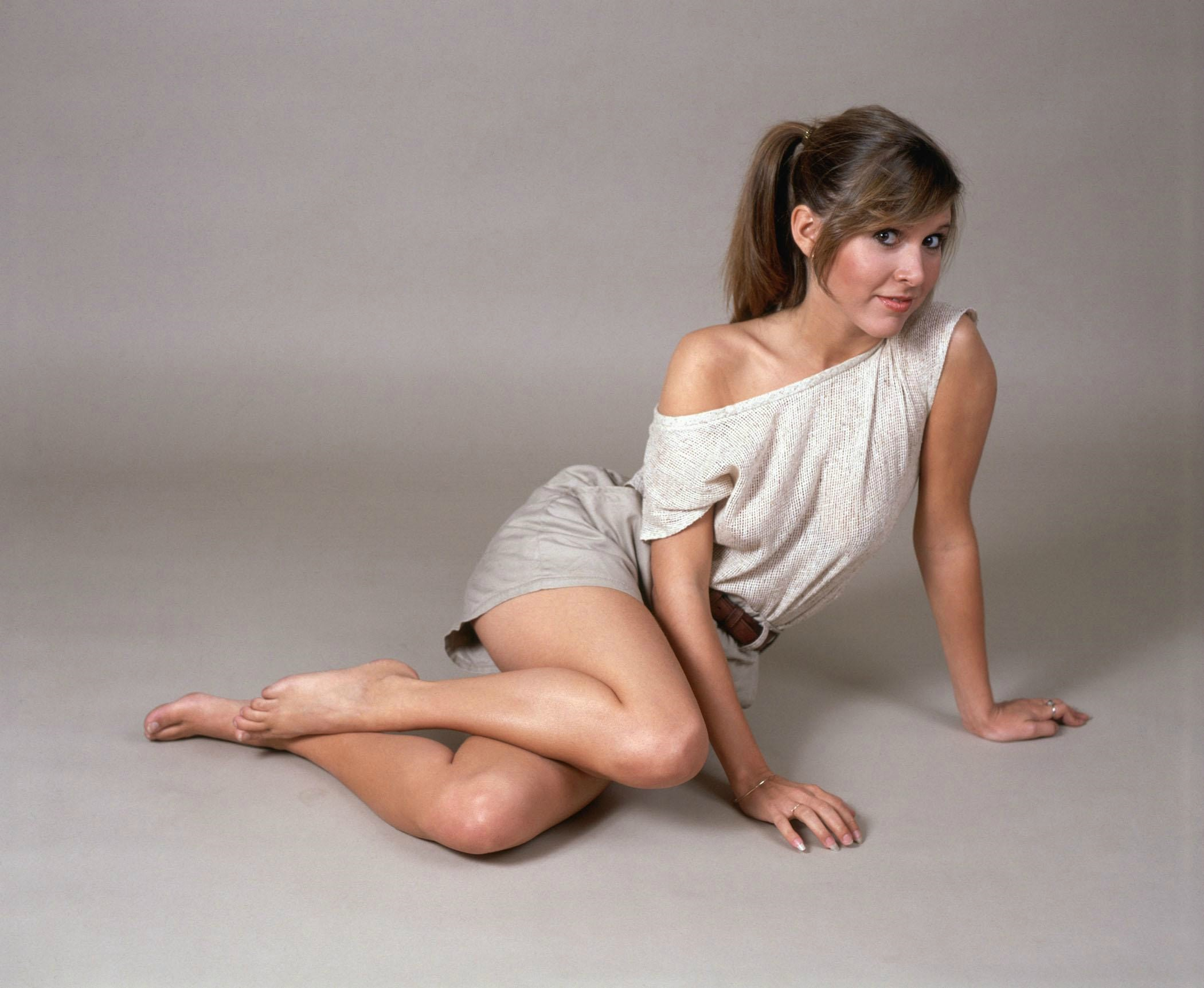 Carrie Fisher Wallpapers ID588034
