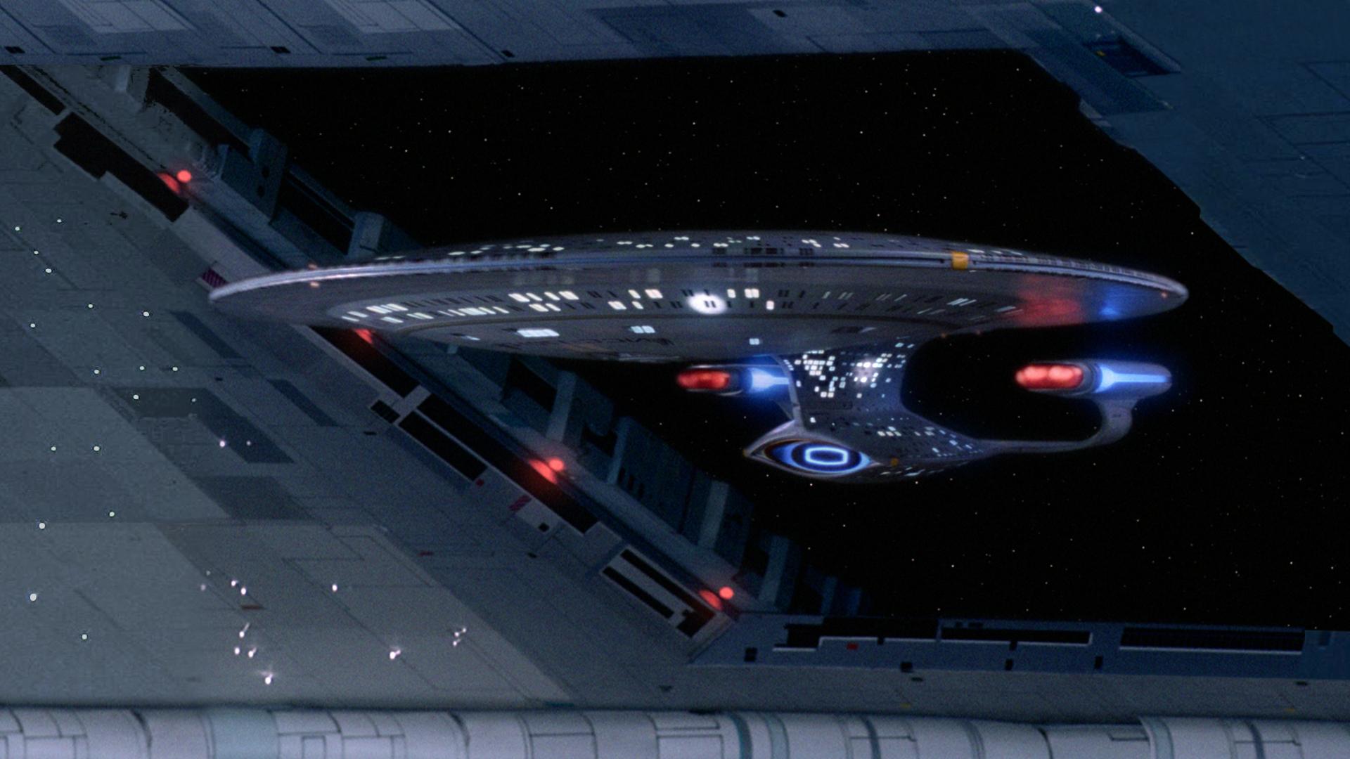 Star Trek Raumschiff Enterprise Das Nächste Jahrhundert