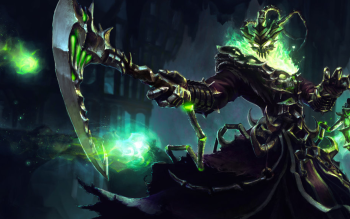 34 Thresh League Of Legends Hd Wallpapers Background