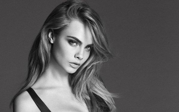 Kändis Cara Delevingne Models United Kingdom Model English HD Wallpaper | Background Image
