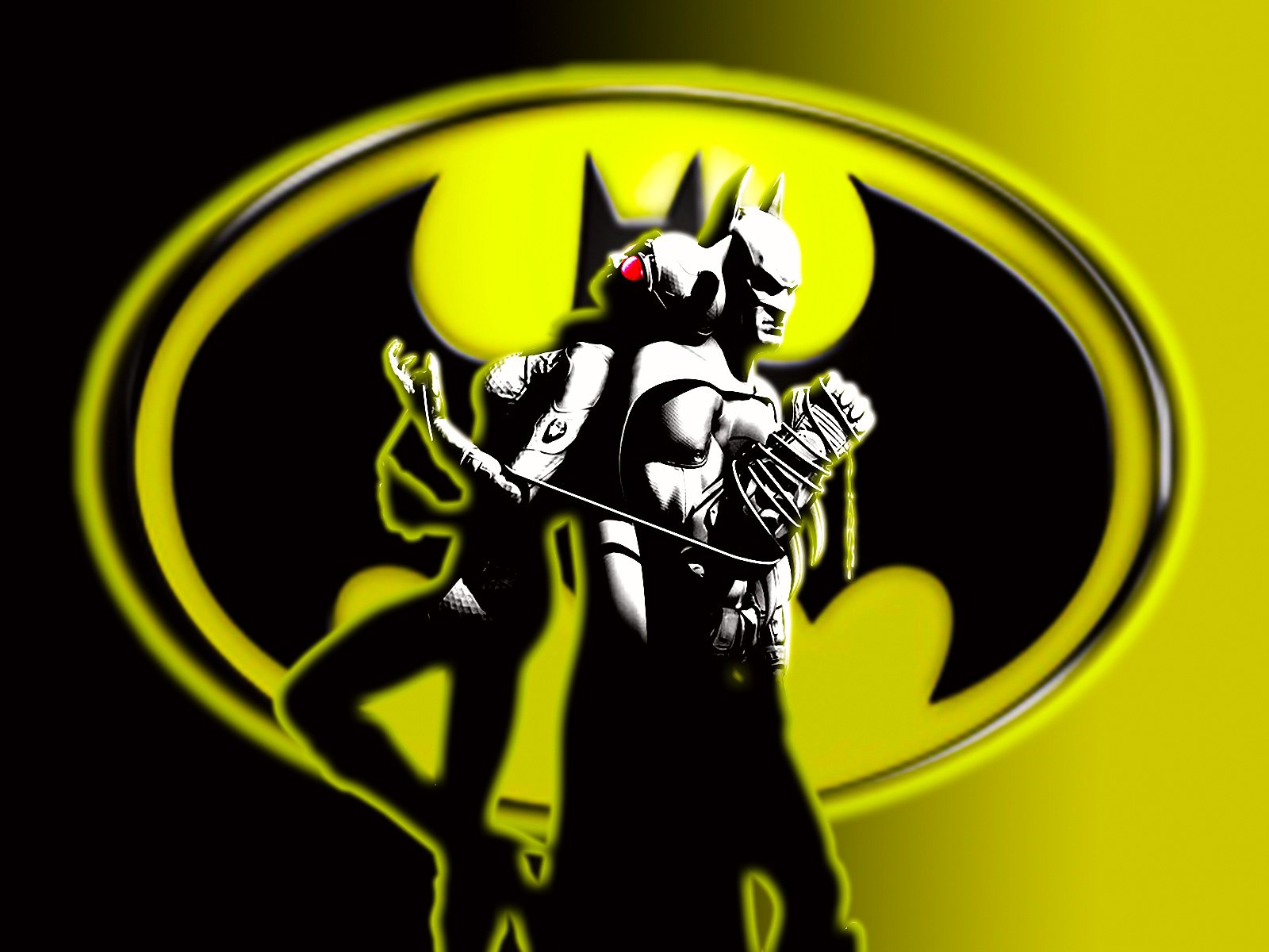 Video Game - Batman  Batman Symbol Batman Logo Wallpaper
