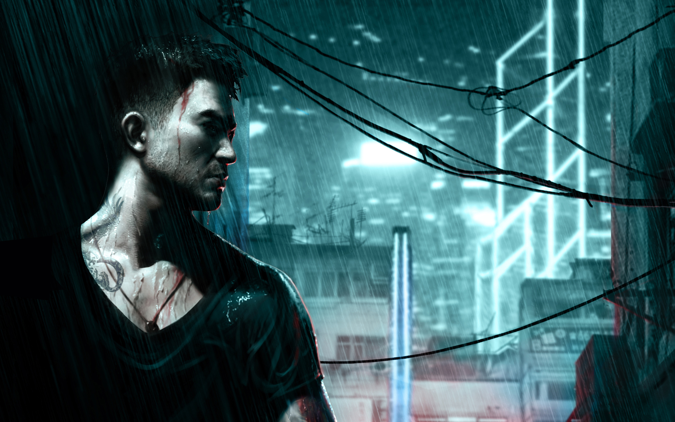 Sleeping Dogs Full HD Wallpaper And Background Image