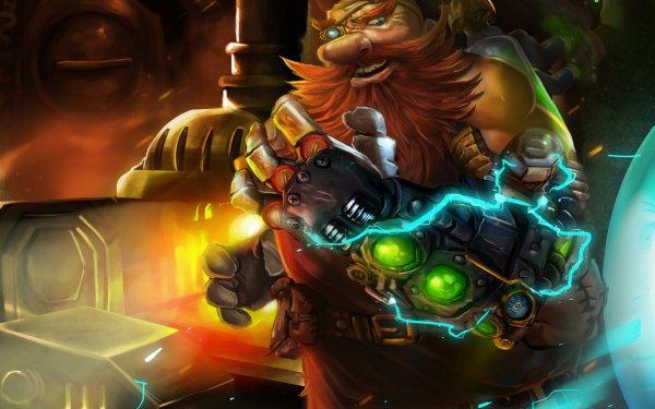 Fantasy Dwarf Goggles HD Wallpaper | Background Image