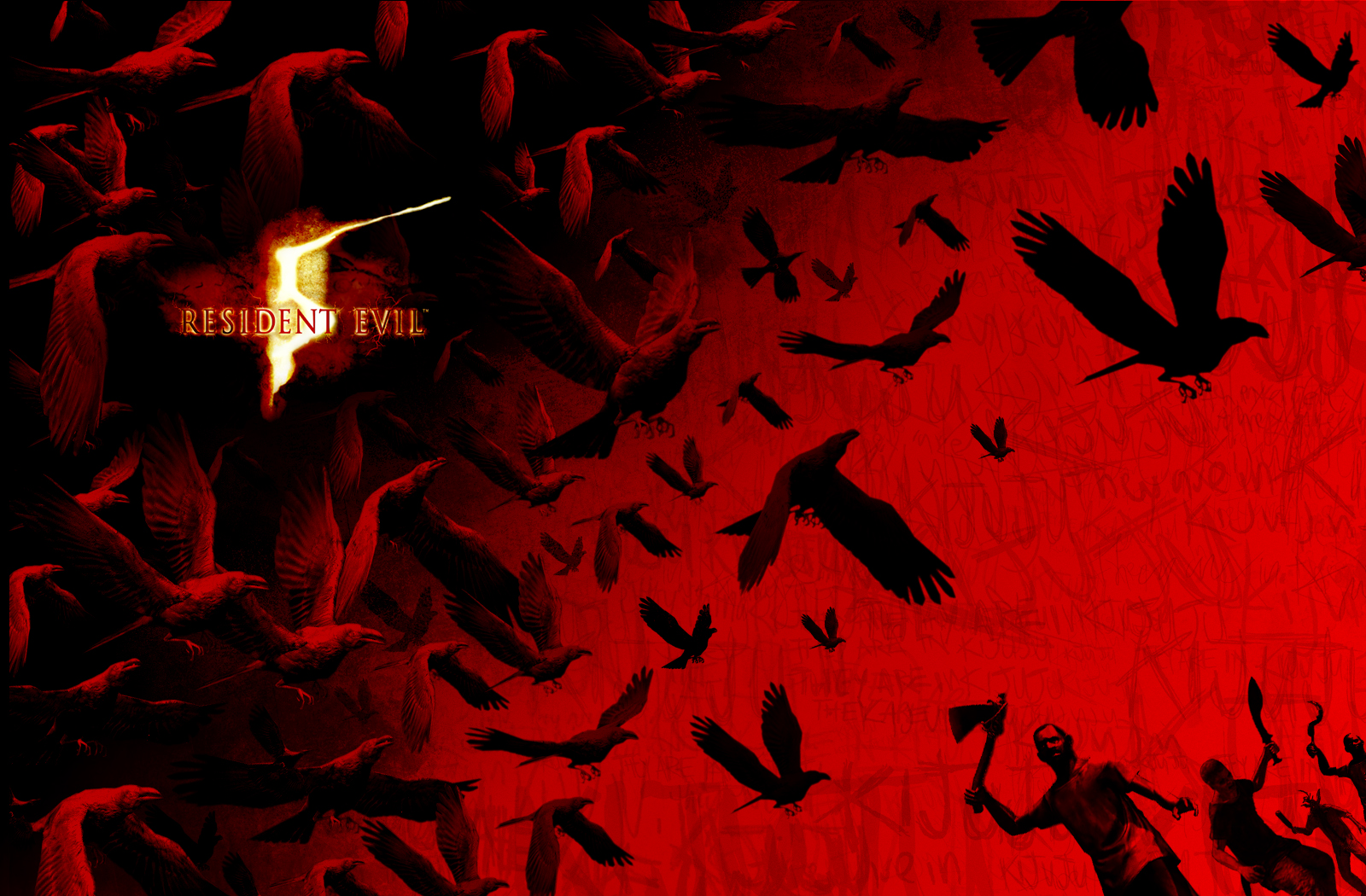 Resident evil 5 wallpaper and background image 1600x1050 - Wallpaper resident evil 5 ...