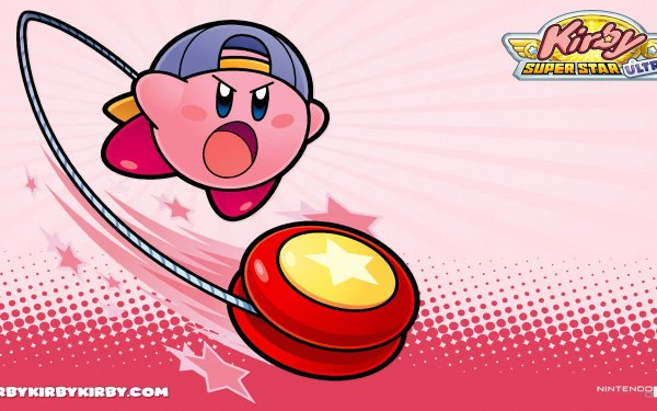 Video Game Kirby Super Star Ultra Kirby HD Wallpaper   Background Image