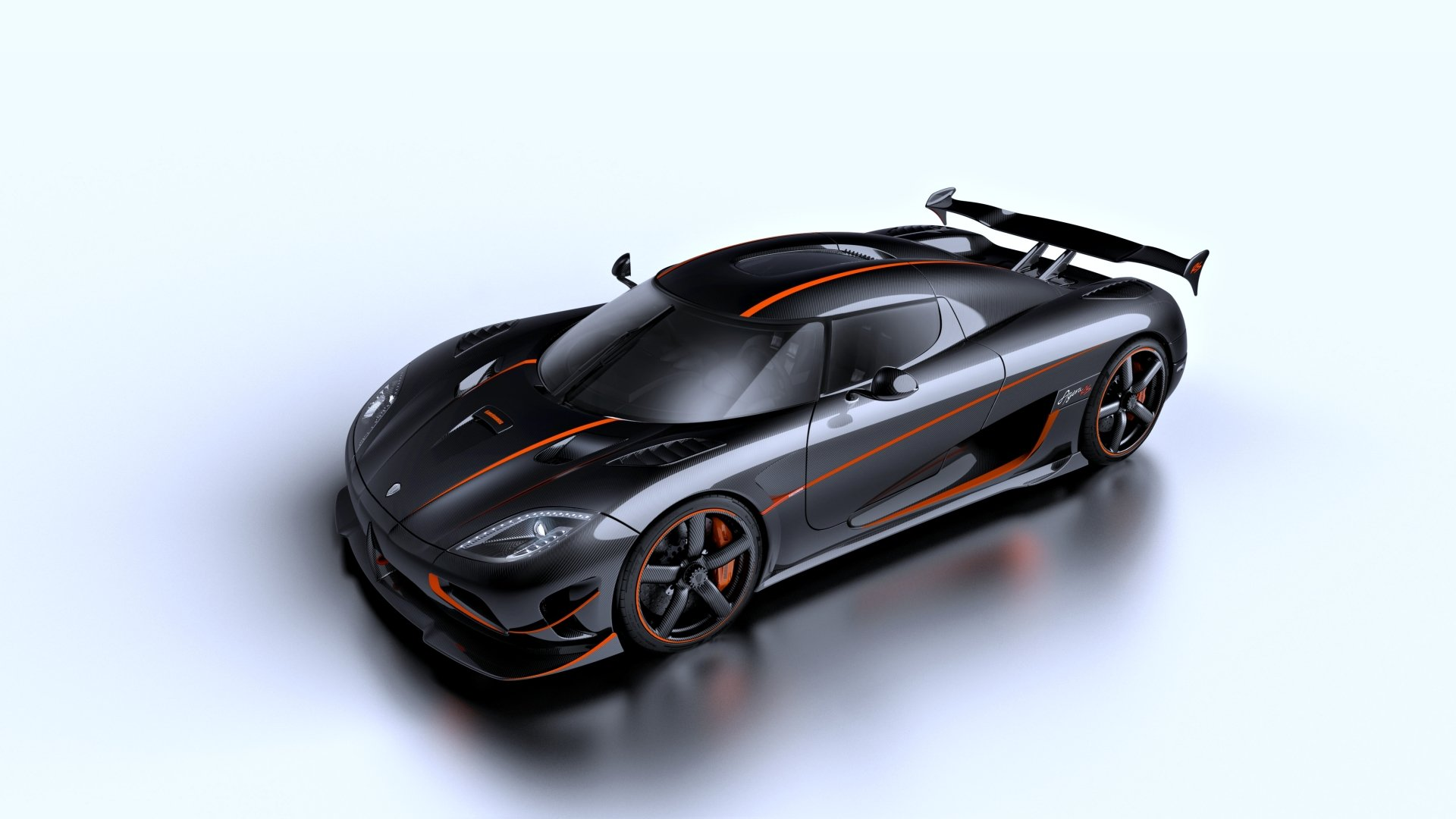 Vehicles - Koenigsegg Agera  Car Koenigsegg Koenigsegg Agera RS Sport Car Black Car Hypercar Wallpaper