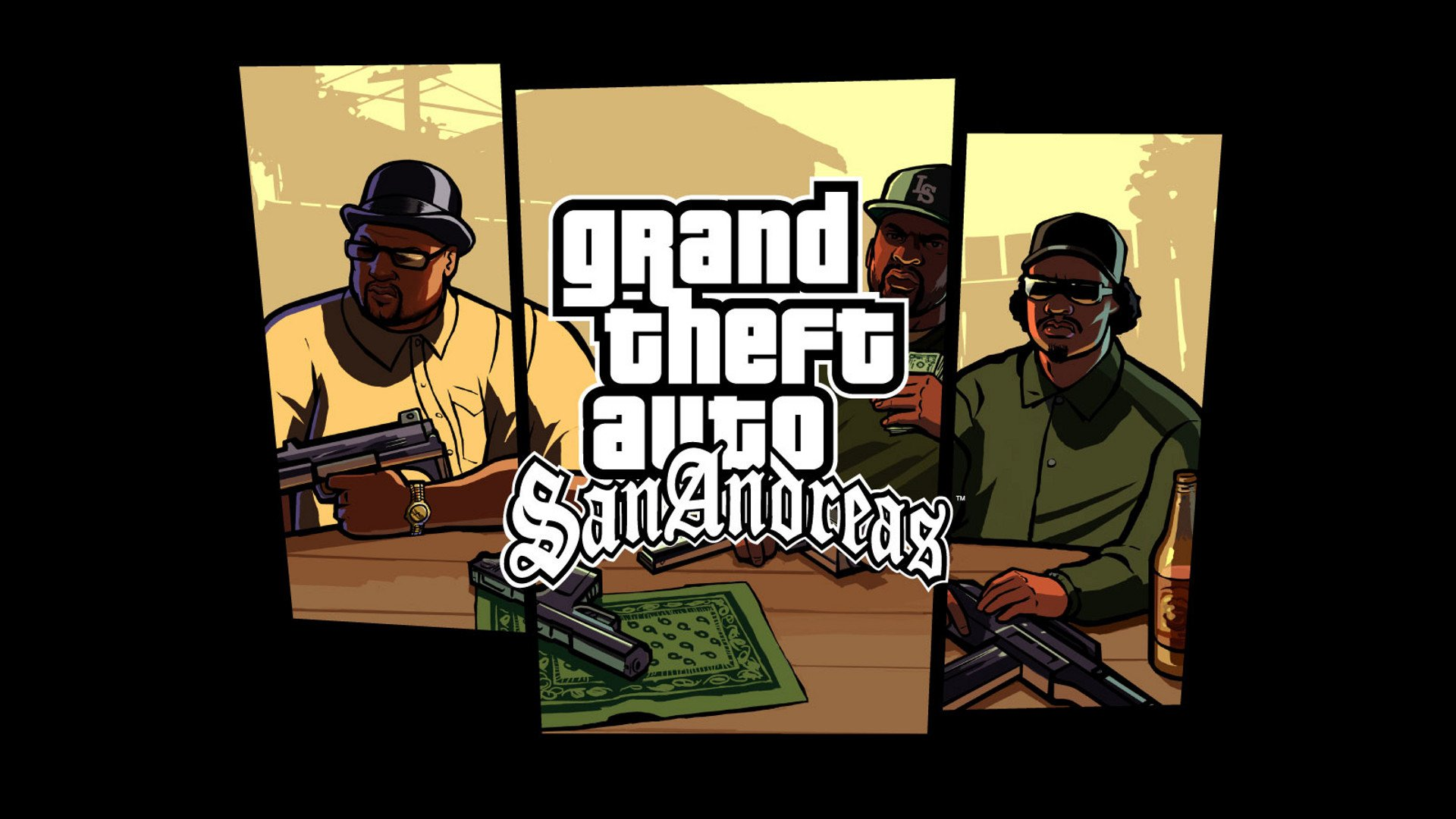 grand theft auto san andreas full hd wallpaper and