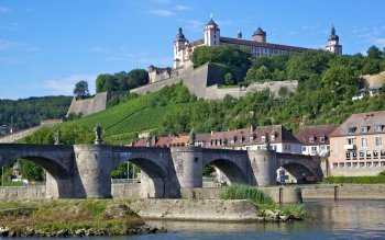 13 Marienberg Fortress Hd Wallpapers Background Images Wallpaper Abyss