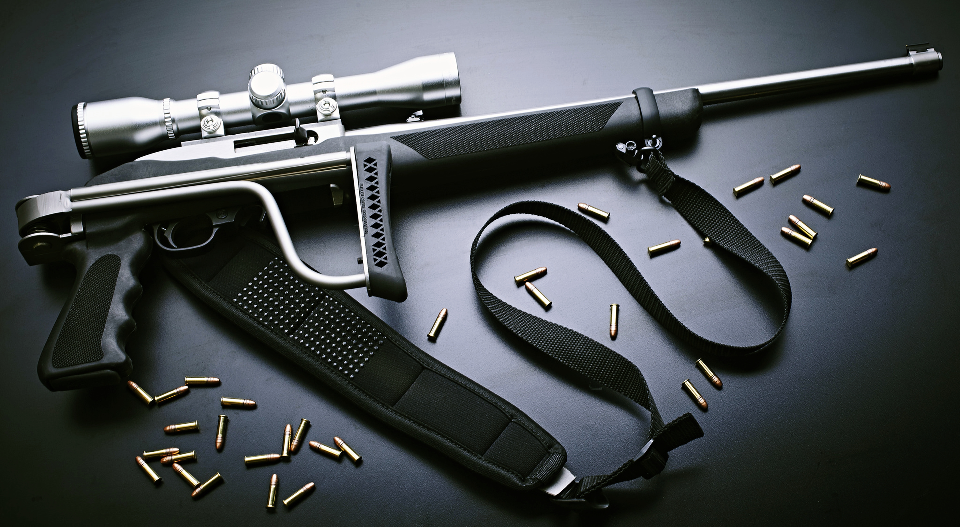 9 Ruger 10/22 Rifle HD Wallpapers