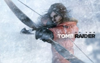 142 Rise Of The Tomb Raider Hd Wallpapers Background