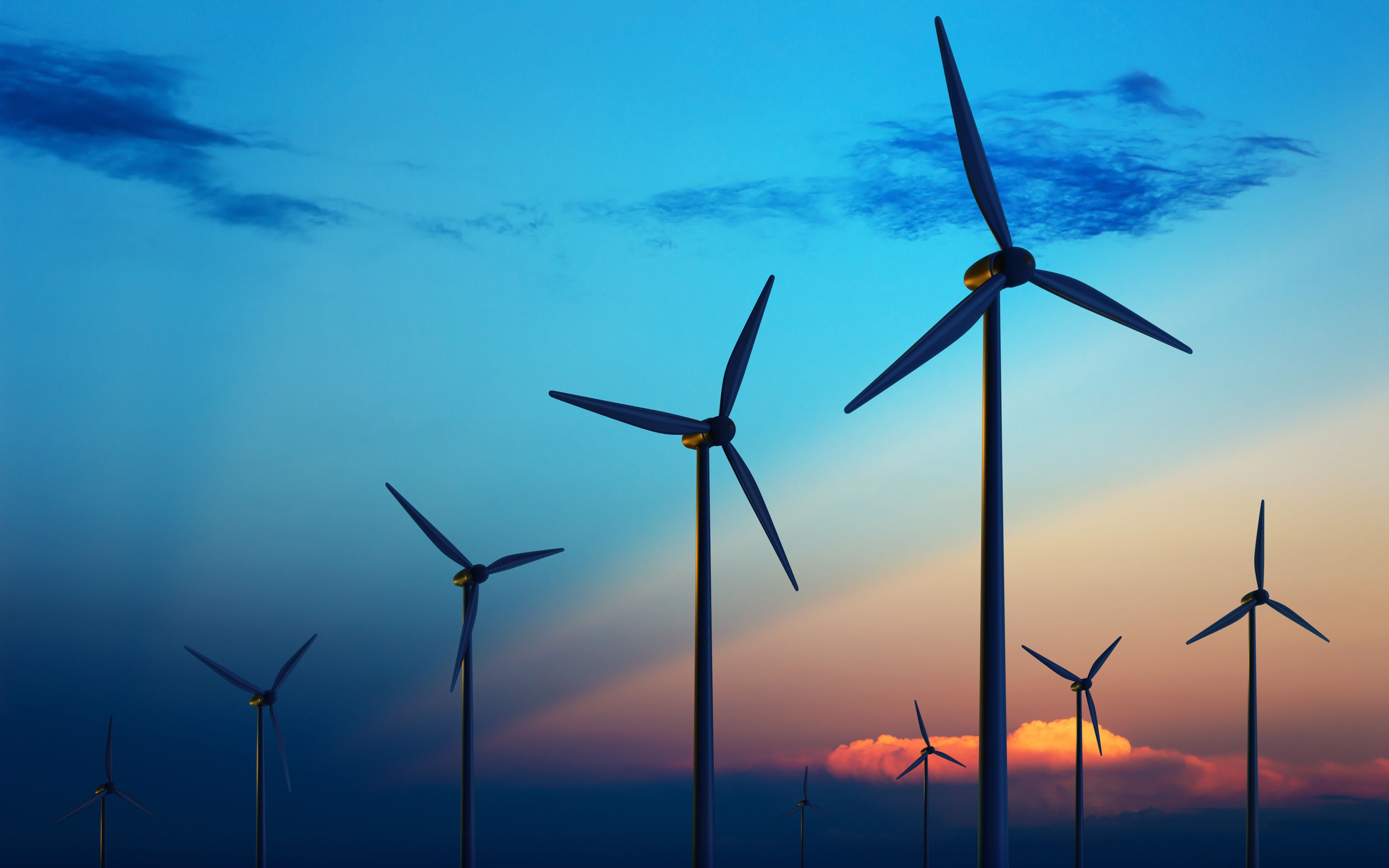 116 Wind Turbine Hd Wallpapers Background Images