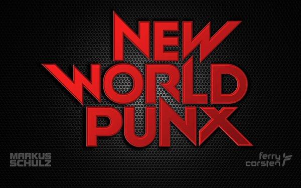 Music New World Punx Markus Schulz Ferry Corsten Trance HD Wallpaper   Background Image