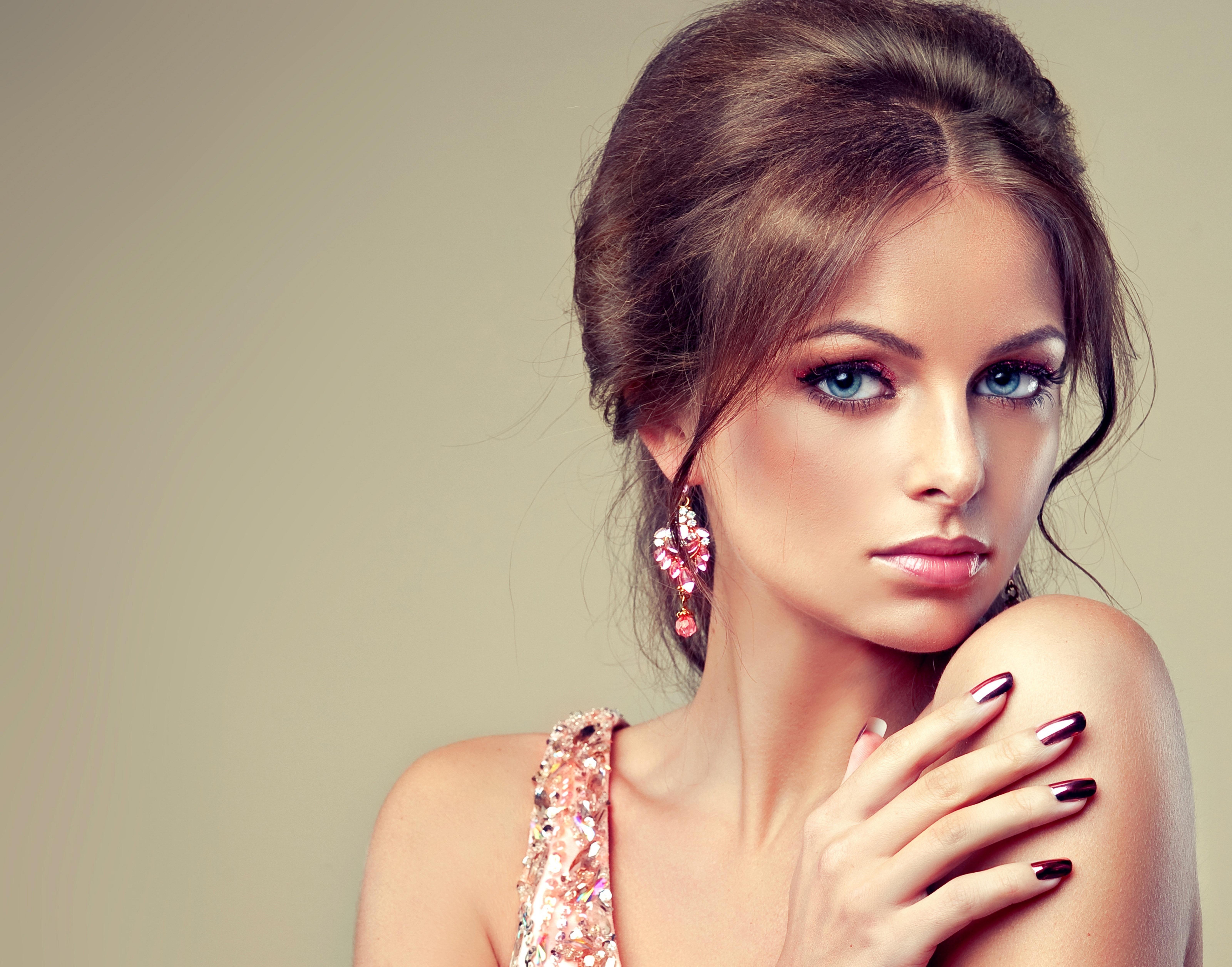 Fashion Beauty Model Girl 5k Retina Ultra HD Wallpaper