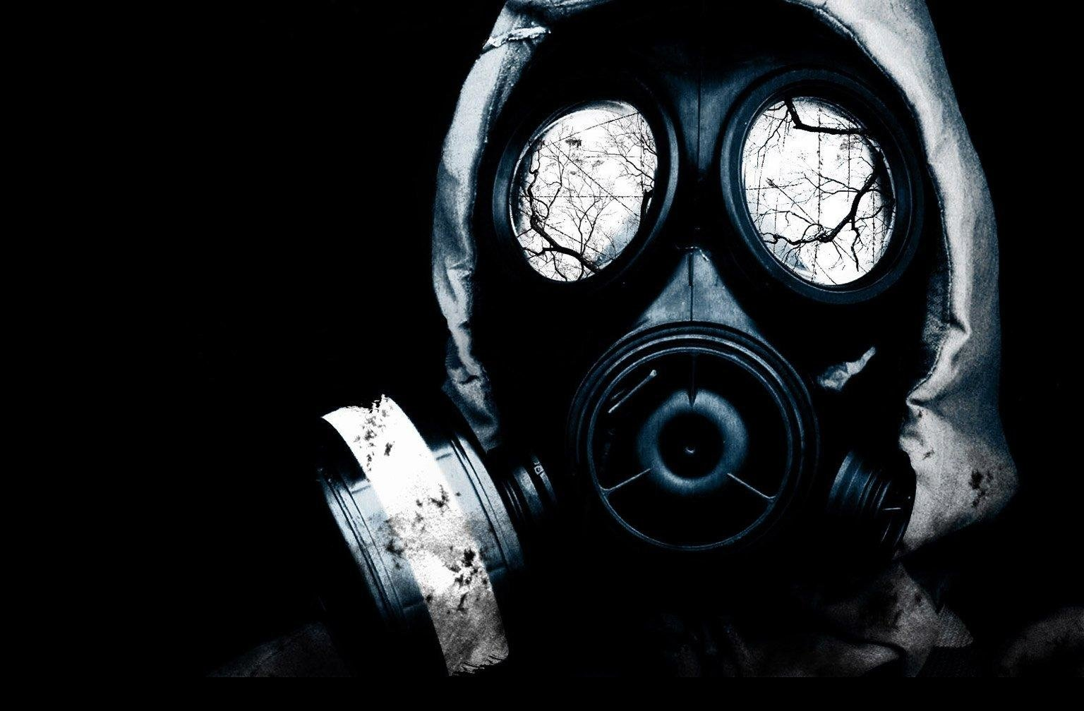 Gas Mask Wallpaper And Background Image 1536x1008 Id59900