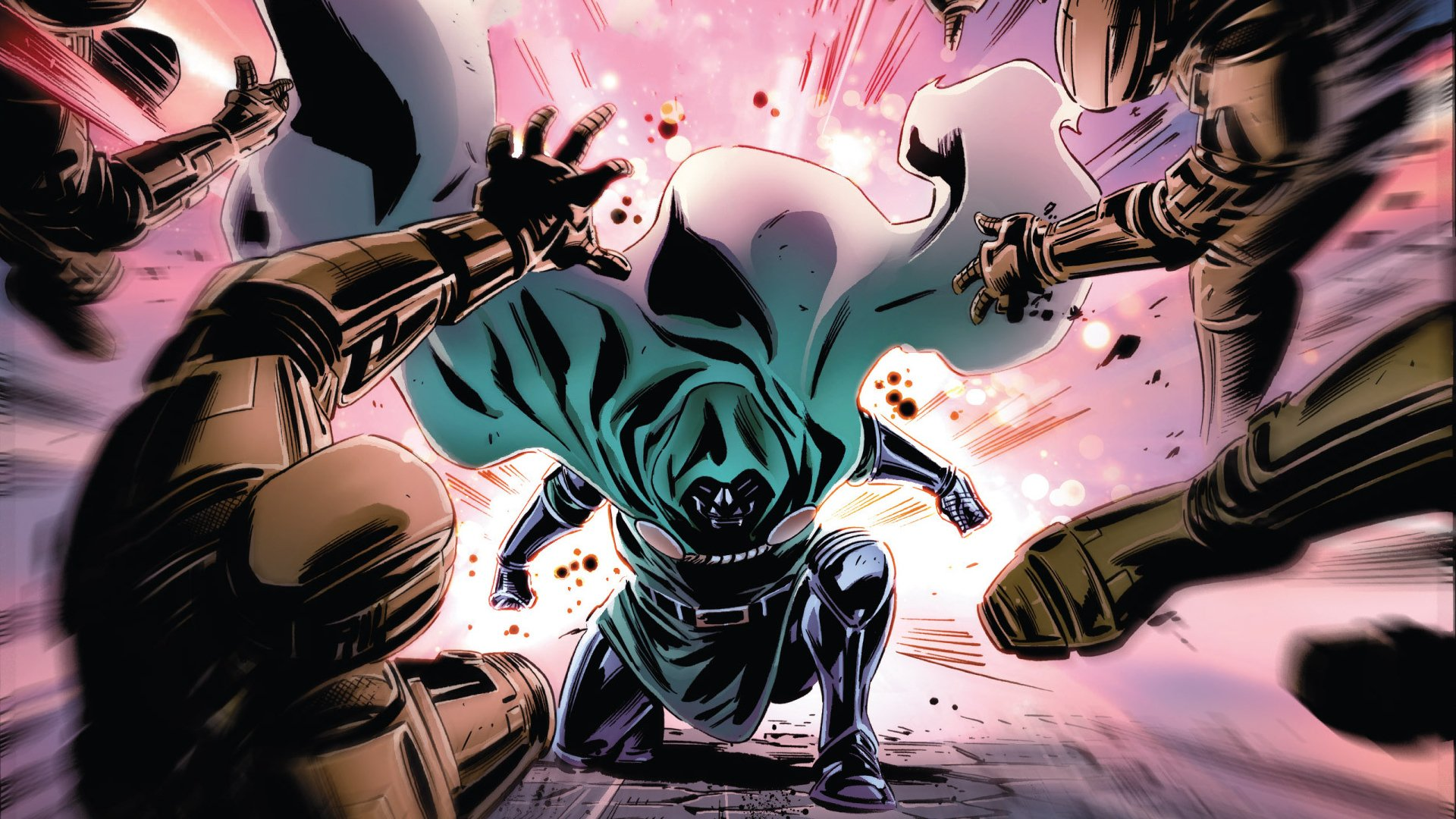 Doctor Doom HD Wallpaper | Background Image | 1920x1080 ...