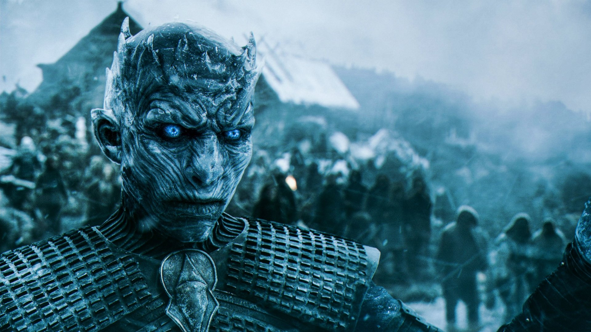 TV Show - Game Of Thrones  Night King (Game of Thrones) White Walker Wallpaper