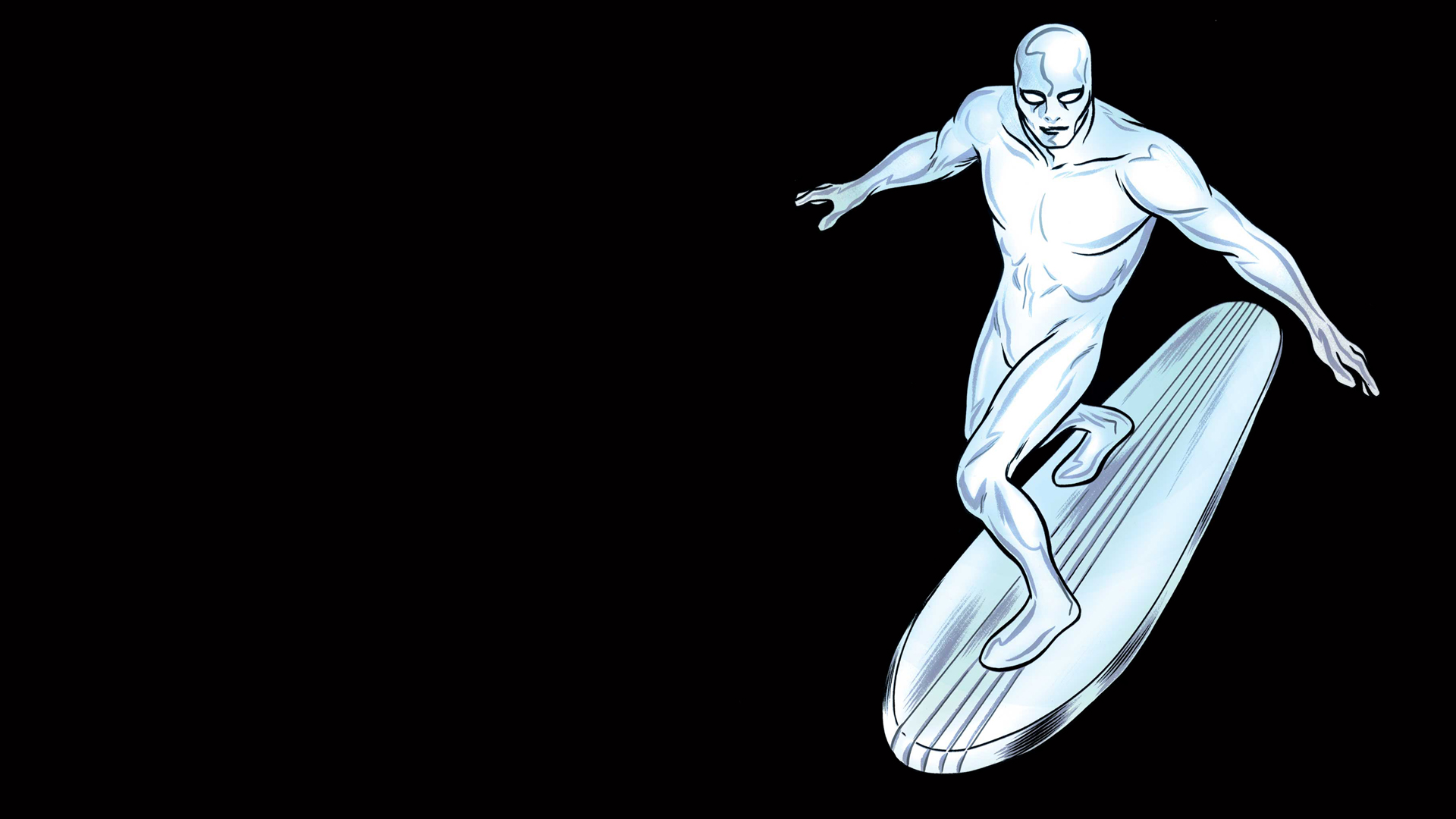 Silver Surfer Full HD Wallpaper And Background Image