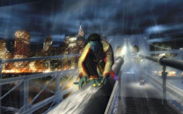 Video Game X-Men: The Official Game X-Men Nightcrawler HD Wallpaper | Background Image