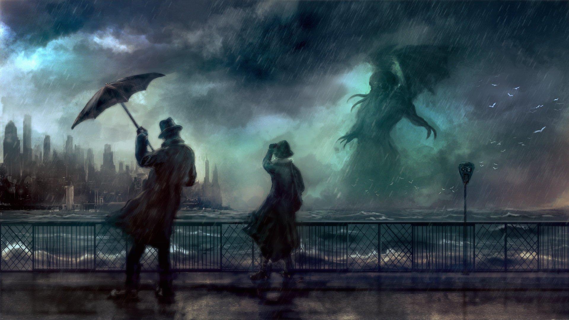 Hp Lovecraft Art Wallpapers: Cthulhu HD Wallpaper