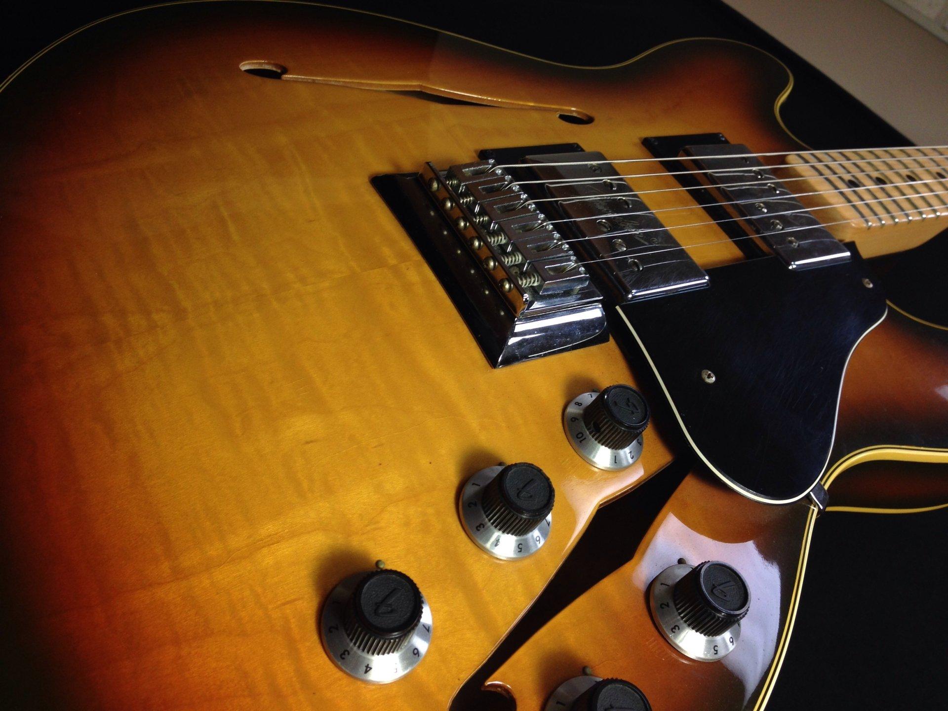 Guitarra Papel De Parede HD