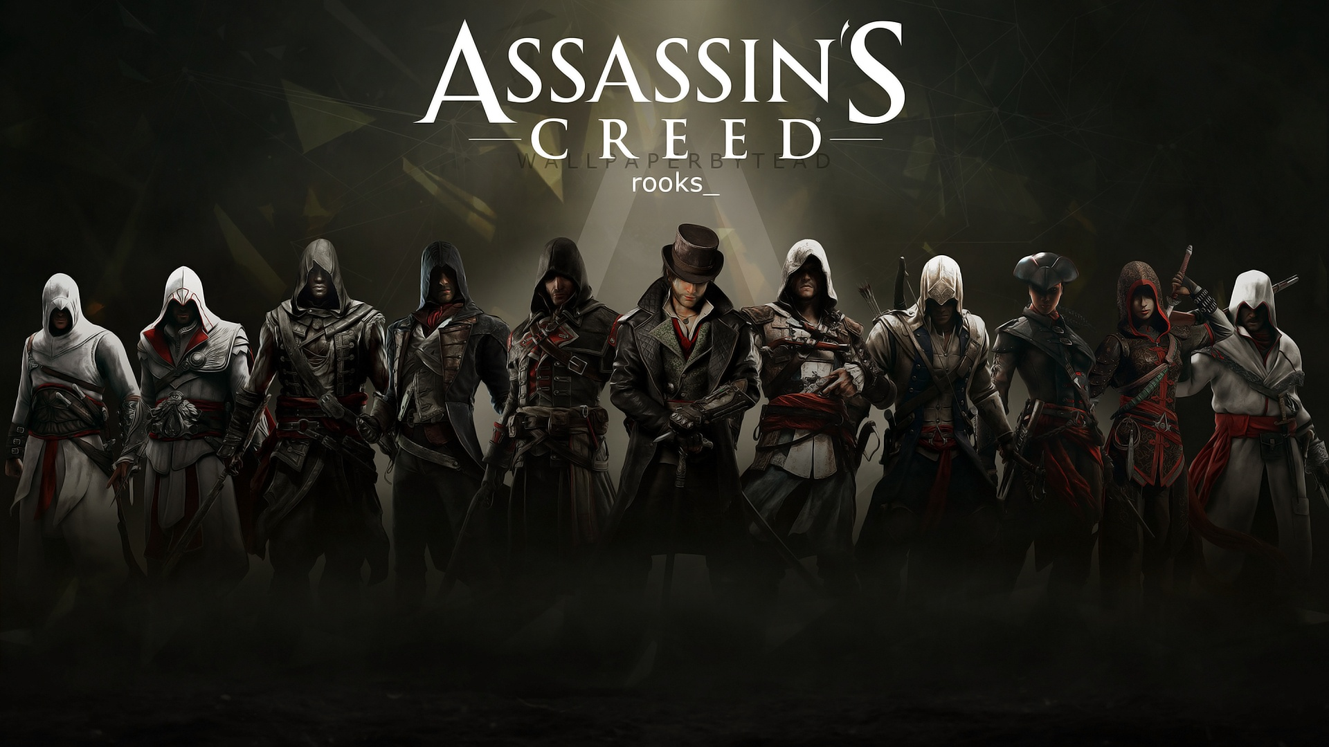Assassin S Creed Syndicate Wallpaer 4 Hd Wallpaper Background