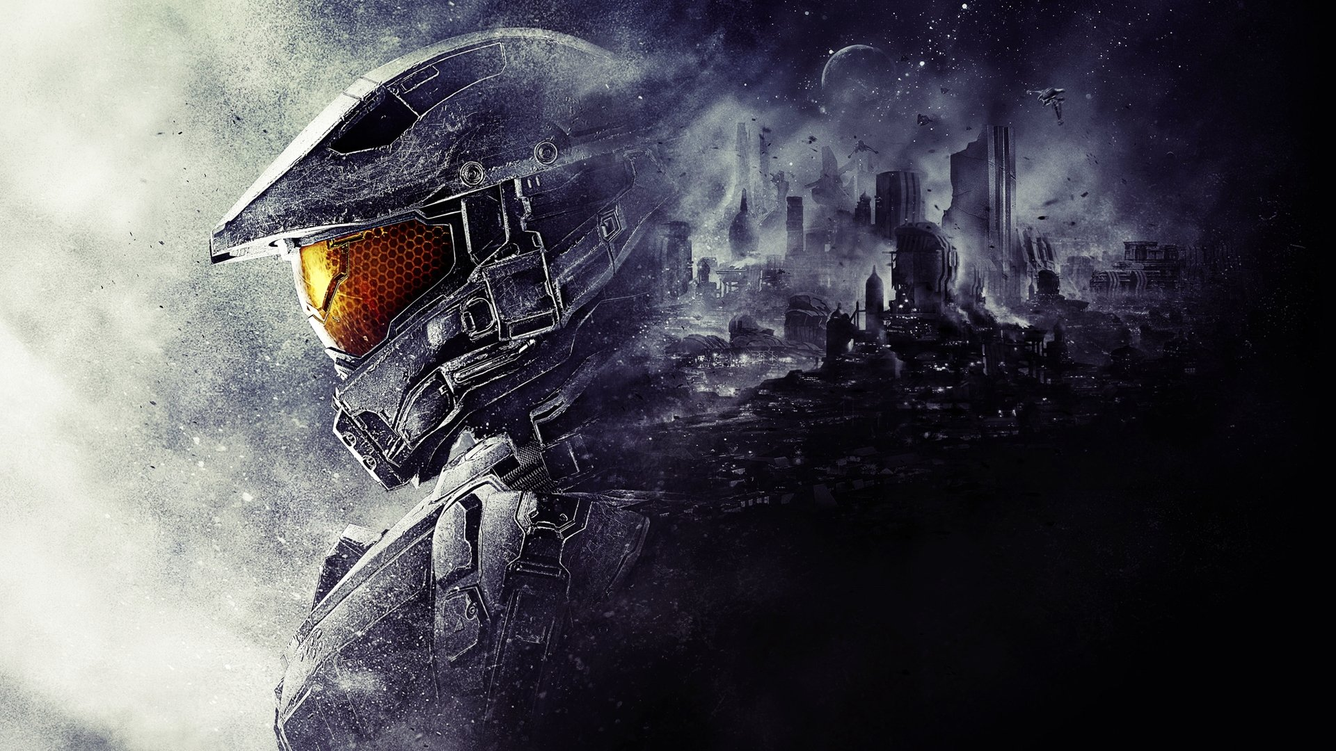 Video Game - Halo 5: Guardians  Master Chief Wallpaper