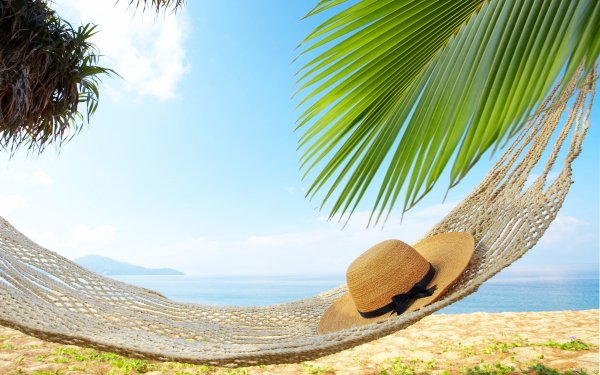 Photography Holiday Hat Hammock HD Wallpaper   Background Image