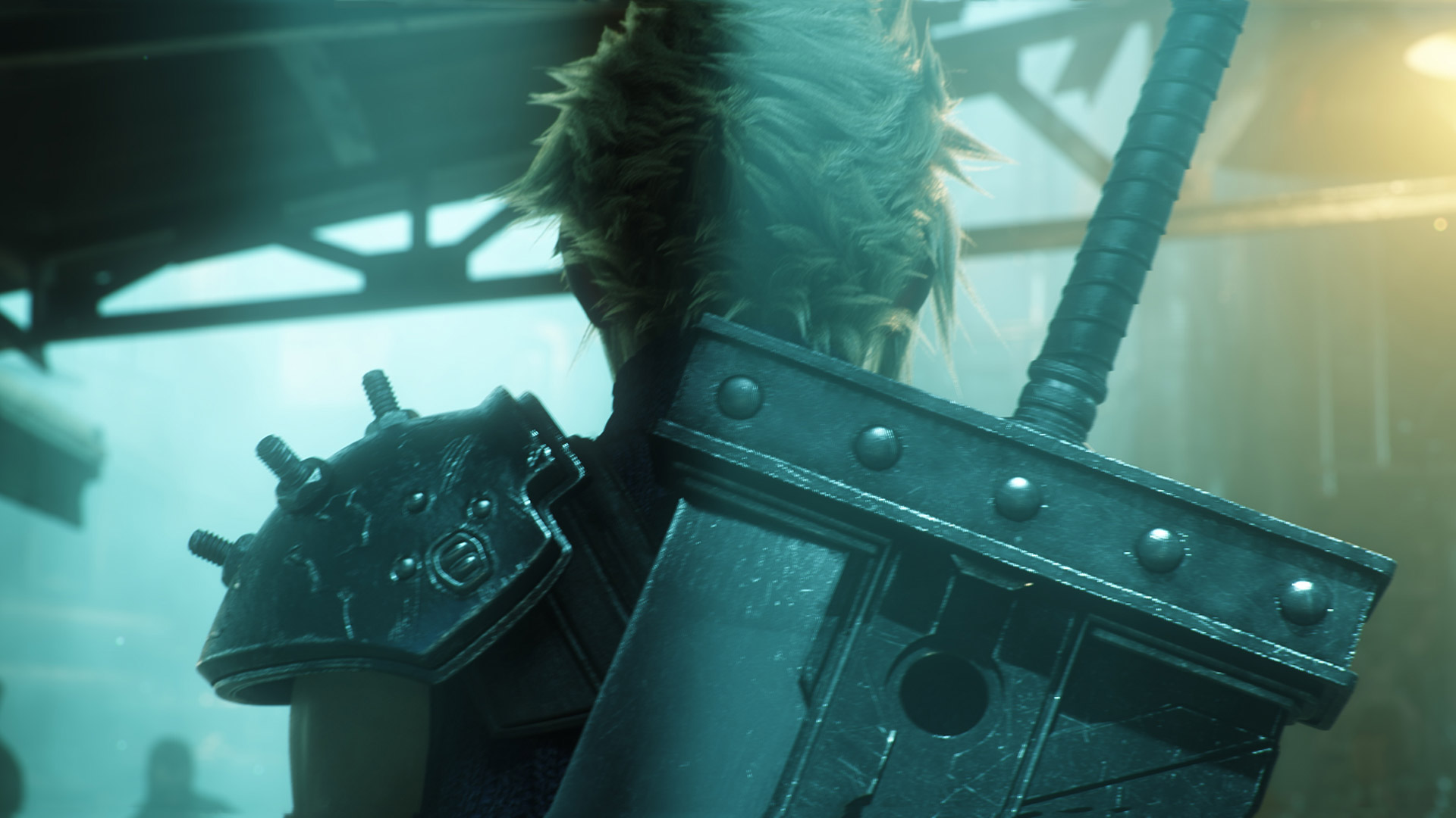 Final Fantasy 7 Remake Fondo De Pantalla Hd Fondo De