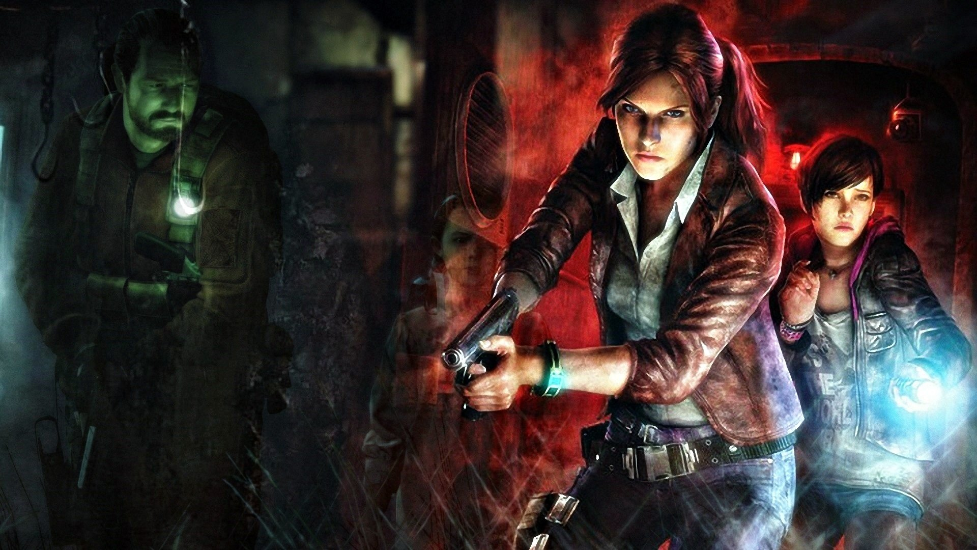11 Resident Evil Revelations 2 Hd Wallpapers Background Images