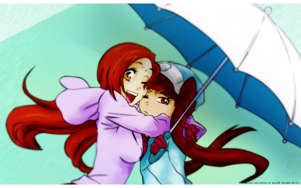 Anime Bleach Orihime Inoue Riruka Dokugamine HD Wallpaper   Background Image
