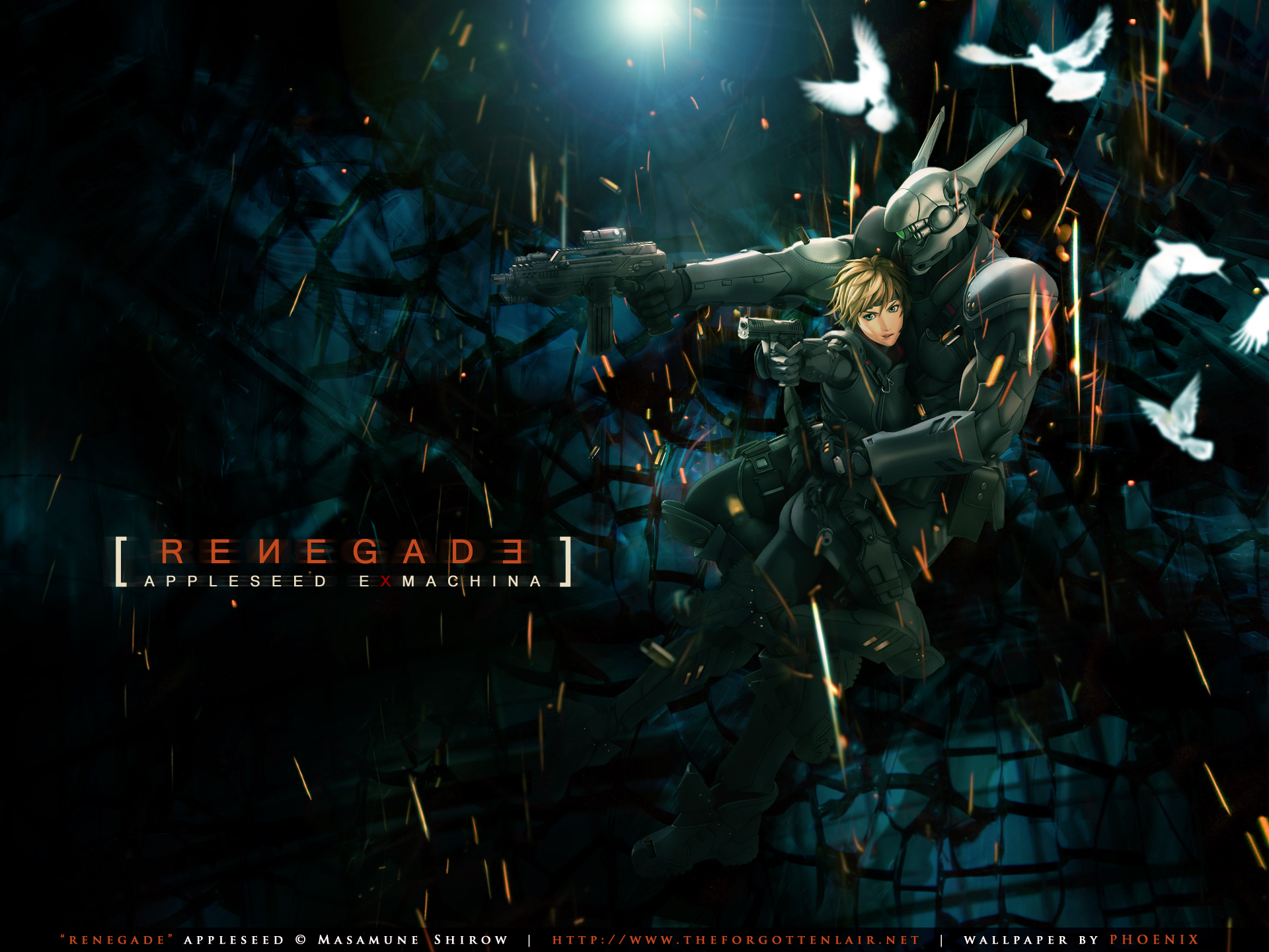 appleseed full hd wallpaper and background 1920x1440