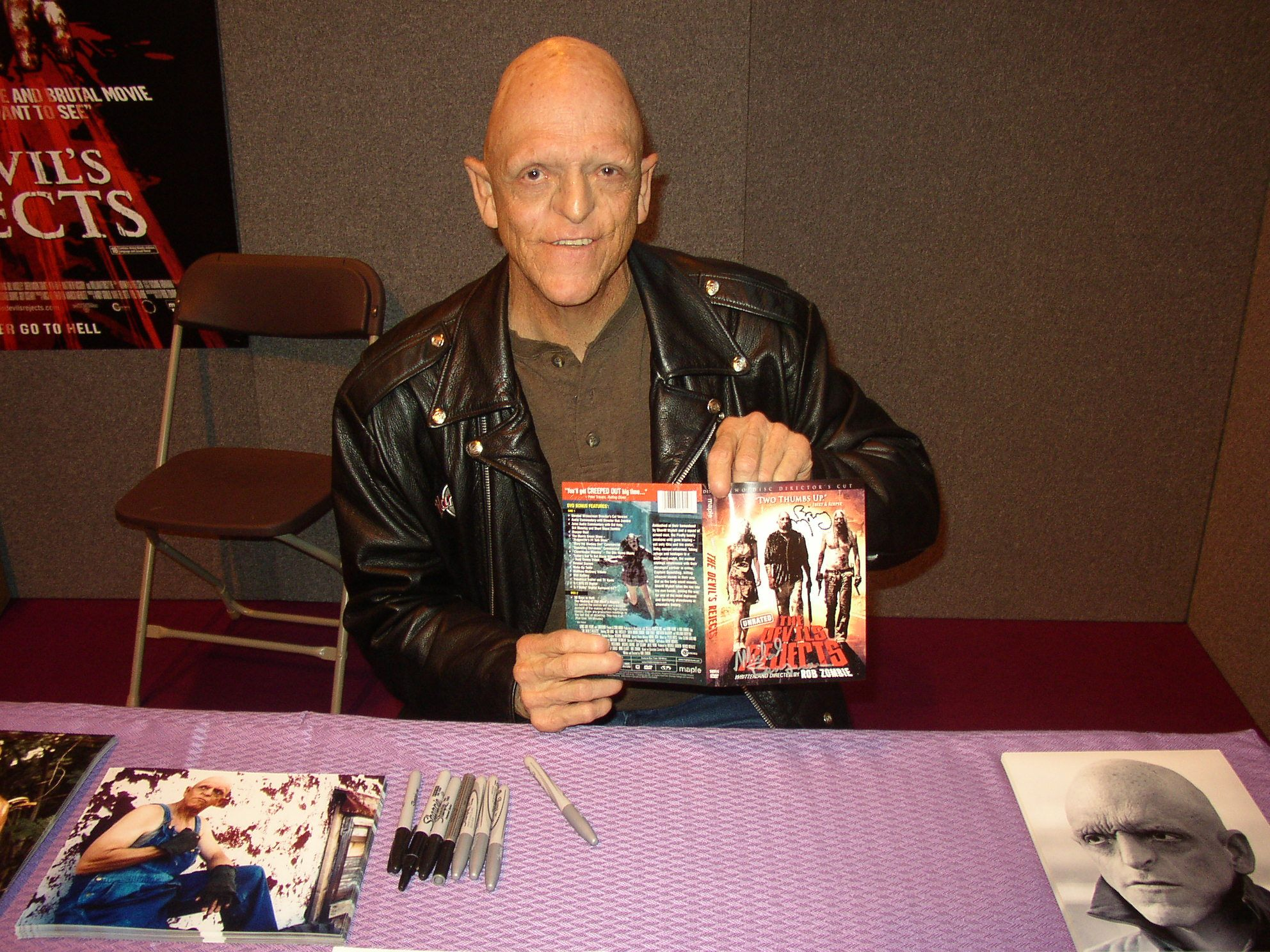 Michael Berryman Wallpapers Celebrity Michael Berryman Wallpaper