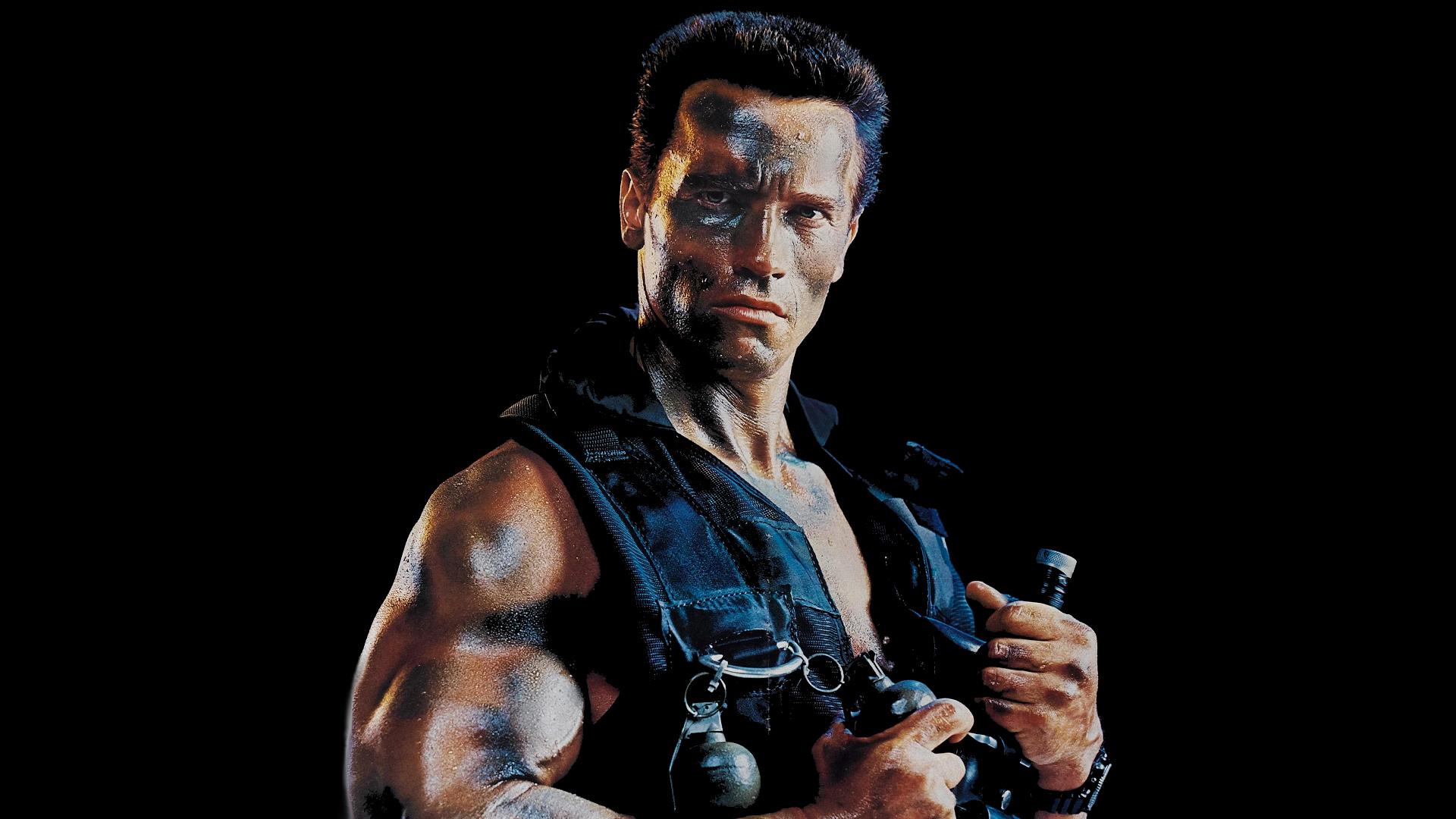 Film - Commando  Bakgrund