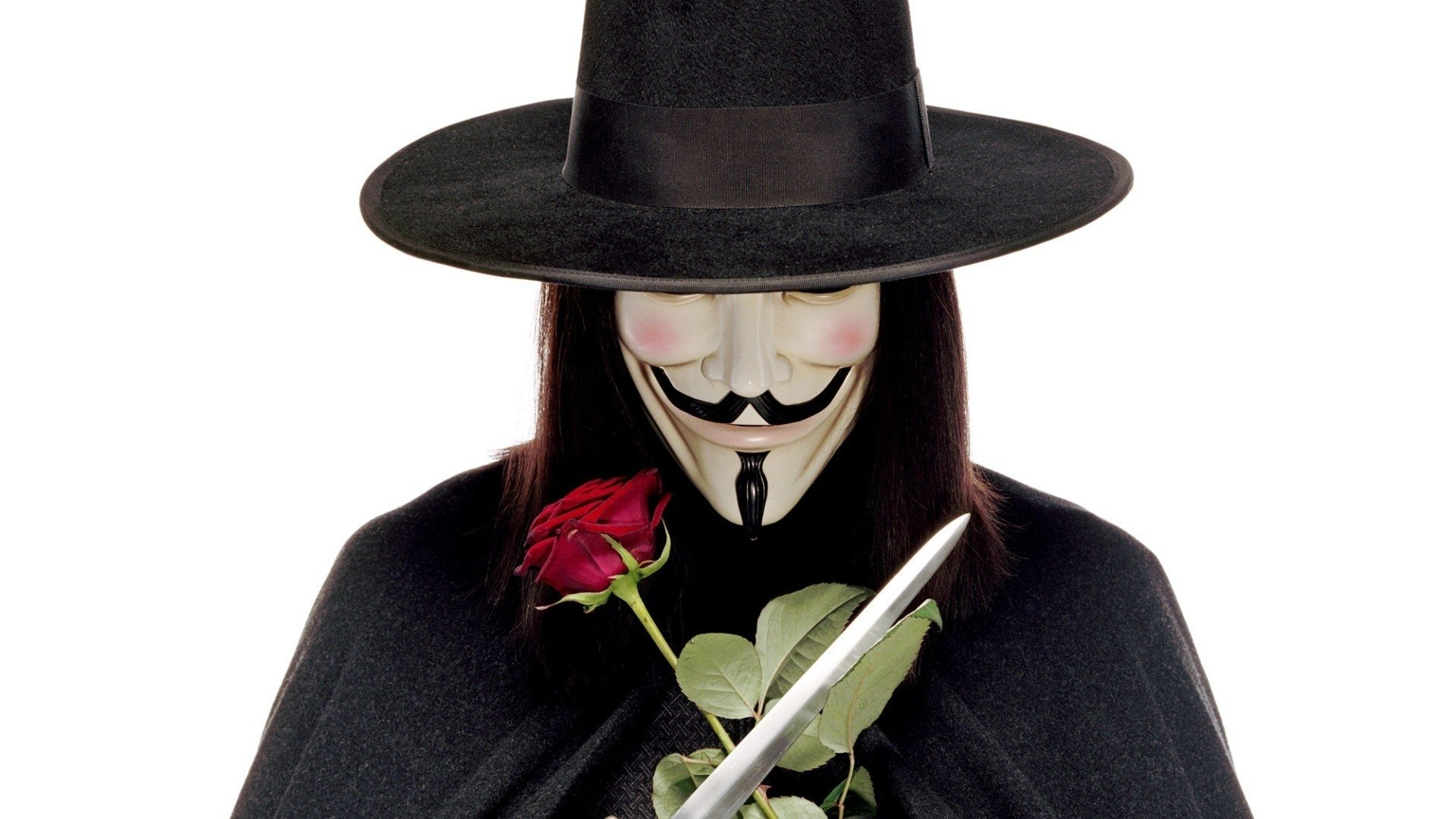 V For Vendetta Hd Wallpaper Background Image 1920x1080 Id