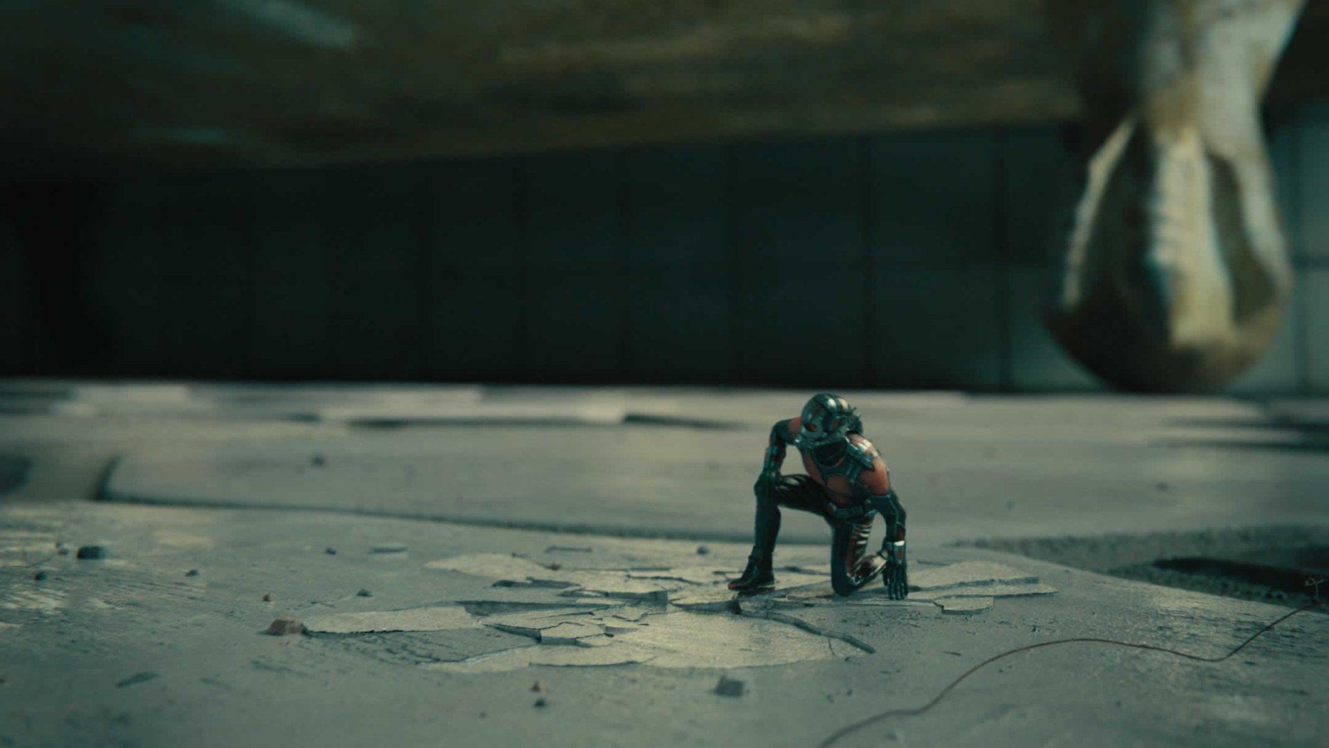 Ant Man Retina Movie Wallpaper: Ant-Man HD Wallpaper