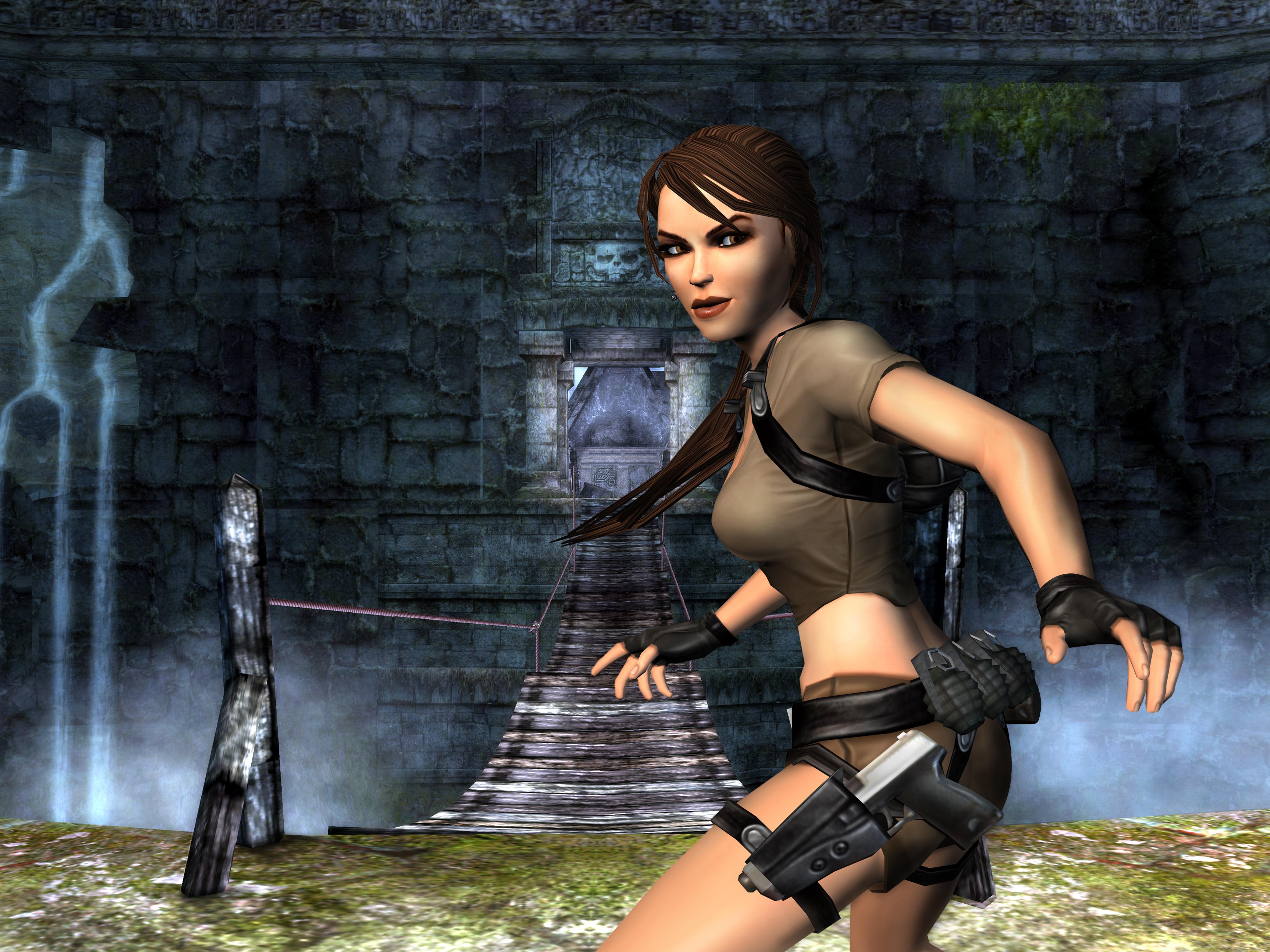 Tomb Raider Legend 4k Ultra Fondo De Pantalla Hd Fondo De