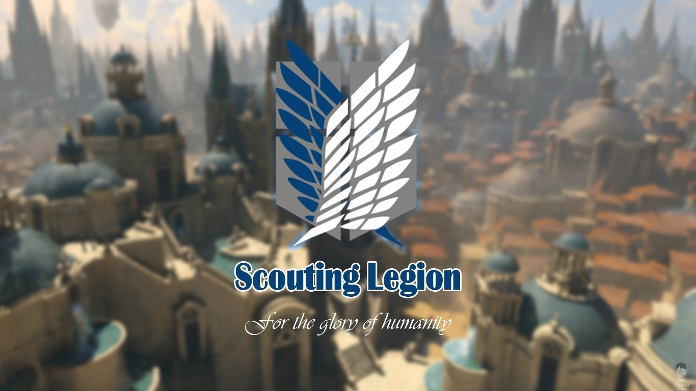 19 Scouting Legion Hd Wallpapers Background Images Wallpaper Abyss