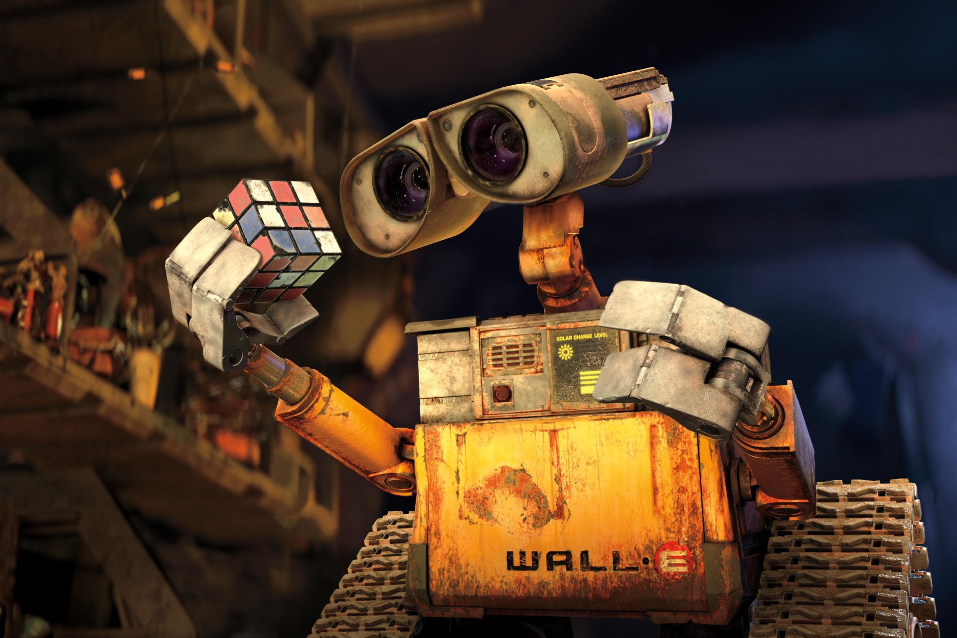71 Wall E Hd Wallpapers Background Images Wallpaper Abyss