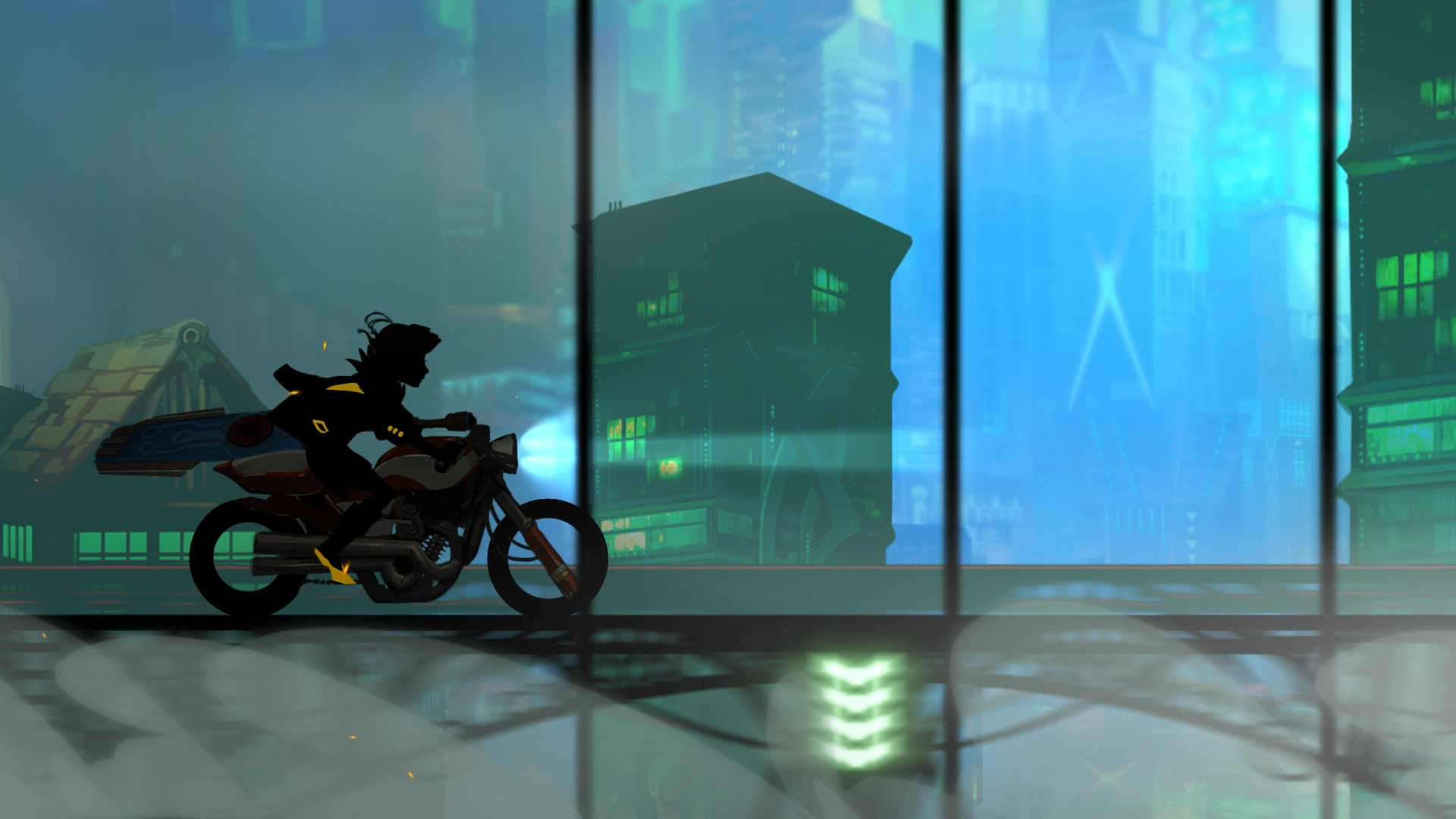 Transistor by Night by Julie Kabbache xpost r